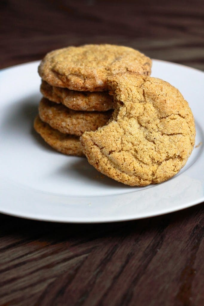 Gingersnap molasses cookies - Broma Bakery