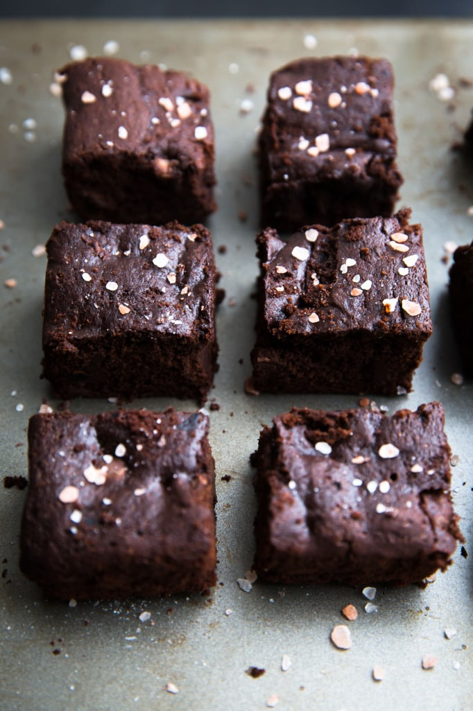 Triple Chocolate Brownies by Broma Bakery!