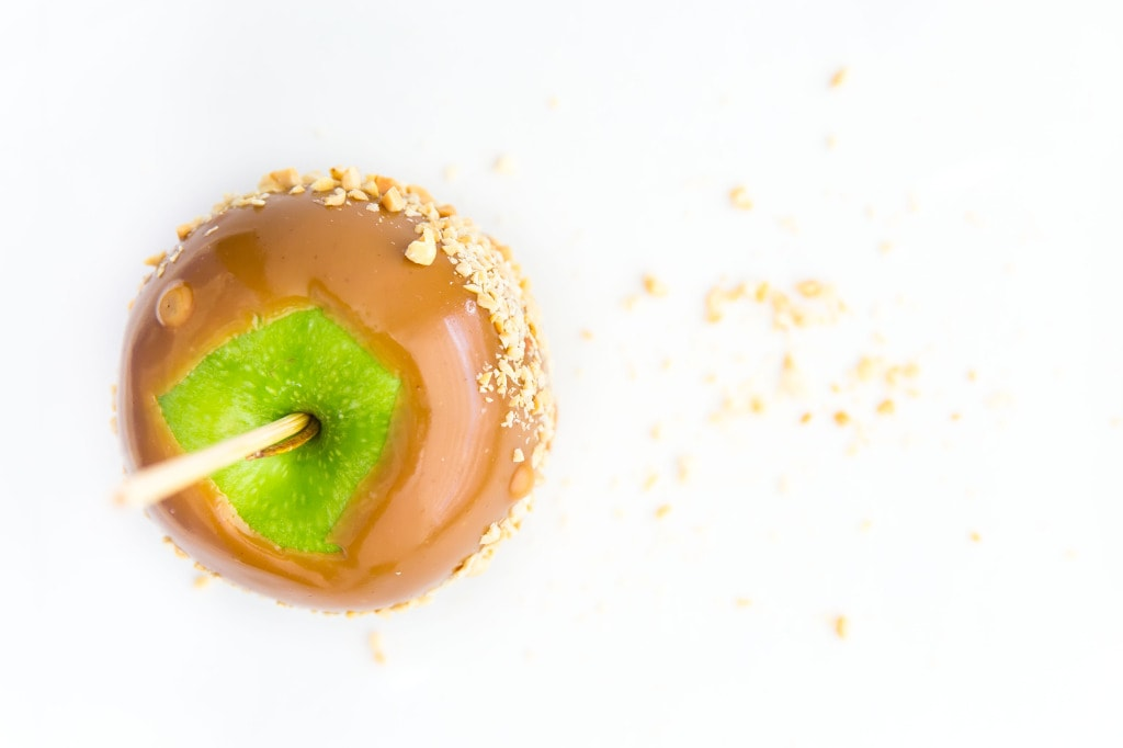 Caramel Apples by Broma Bakery