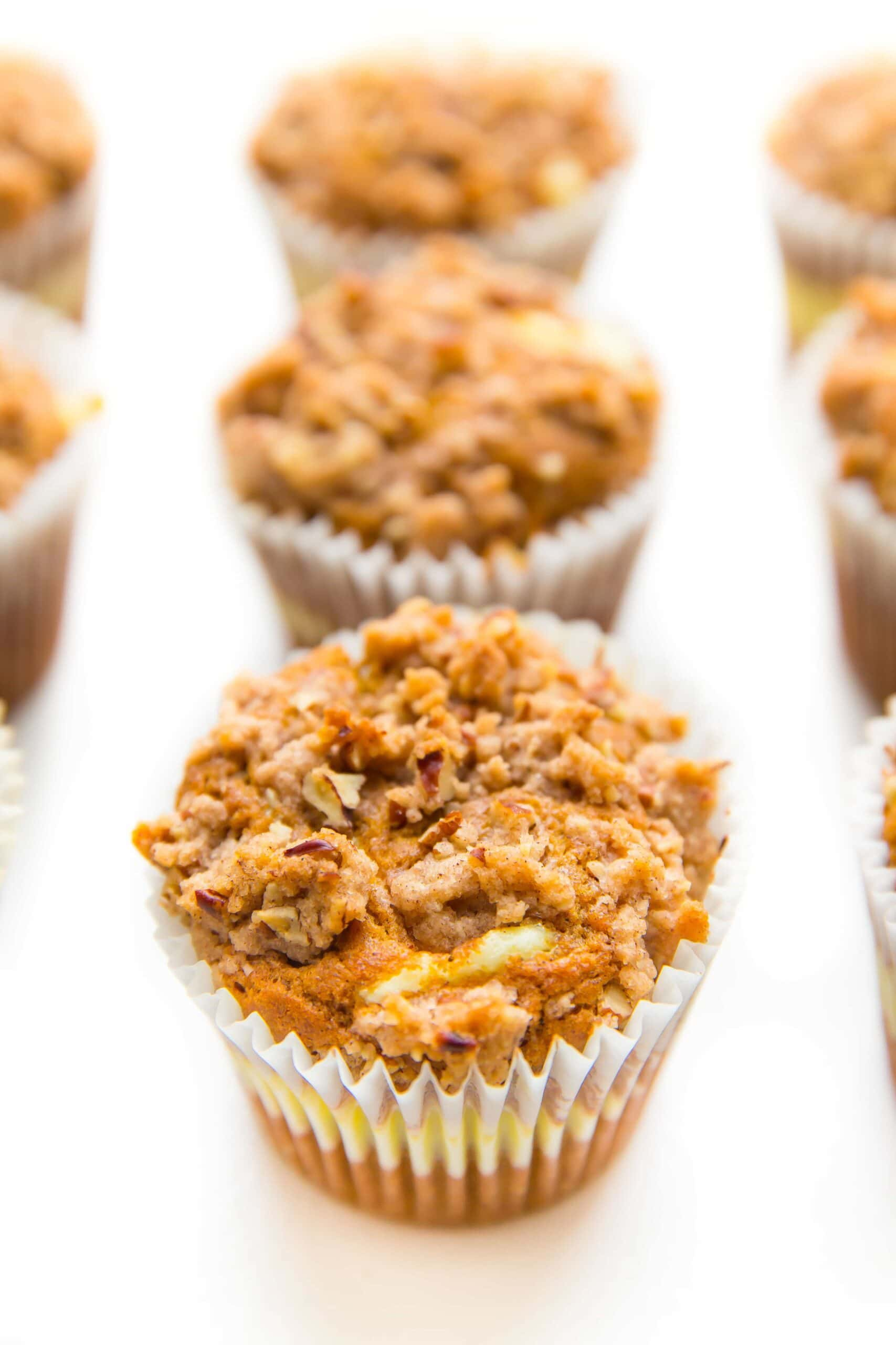 The Ultimate Pumpkin Muffins