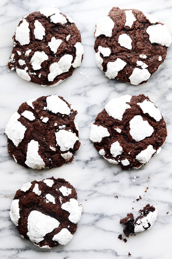 Chocolate Crinkle Cookies | Broma Bakery