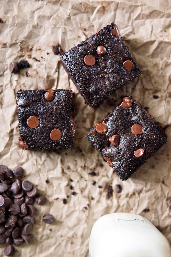 Better Than Boxed Brownies
