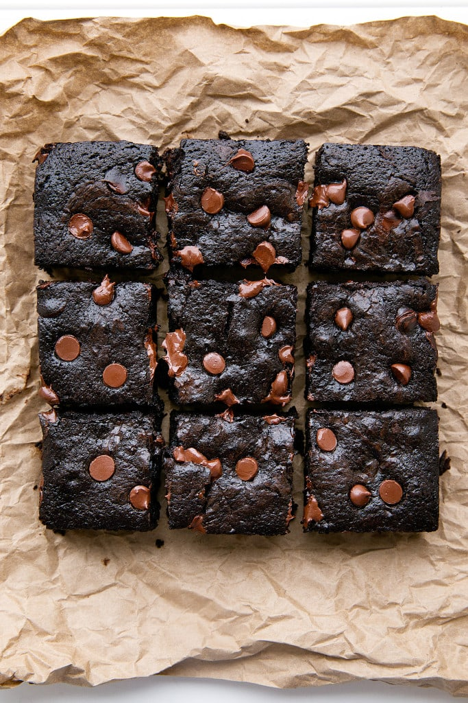 A one-bowl wonder that tastes waaay better than boxed brownies. You'll never reach for another boxed brownie mix again!