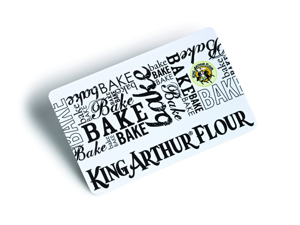 KAF Bake Card