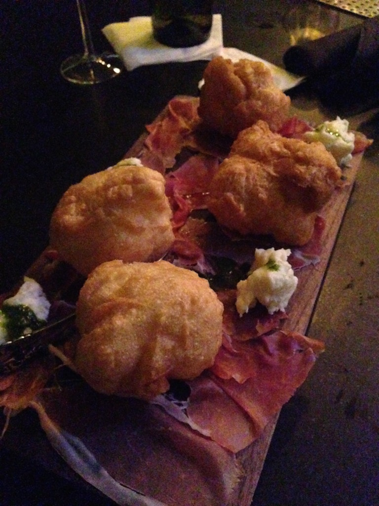 Coccoli at Siena Tavern