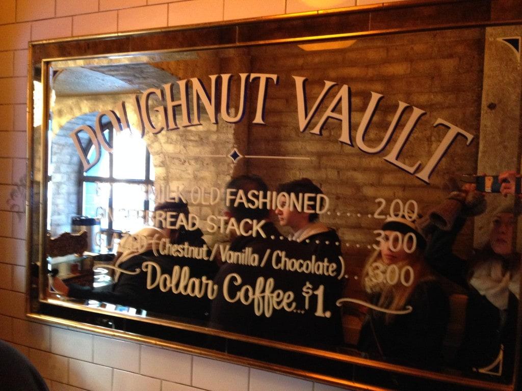 Donut Vault