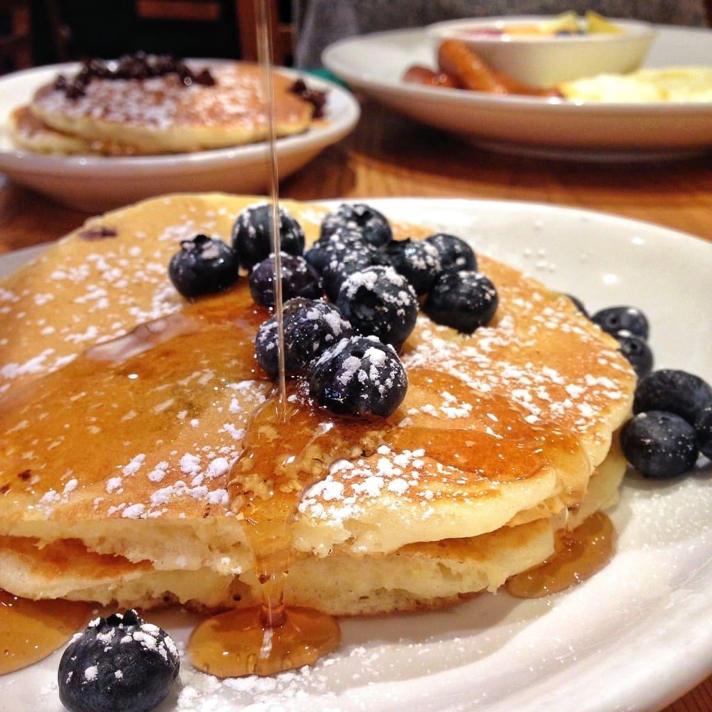 Wildberry Pancakes!