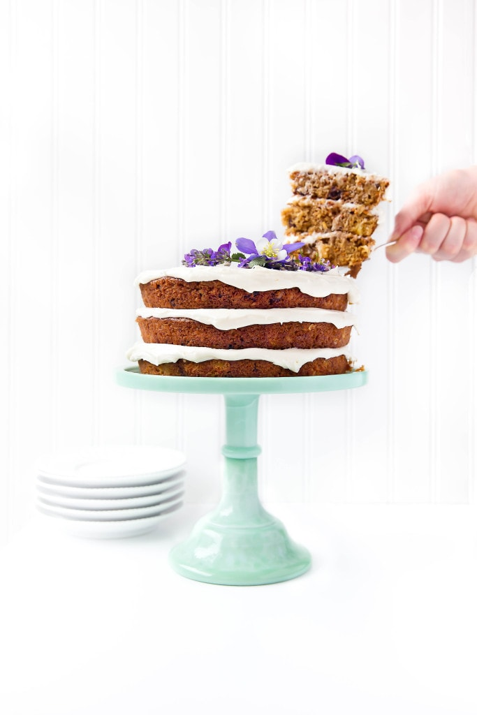 the best carrot cake recipe in the world