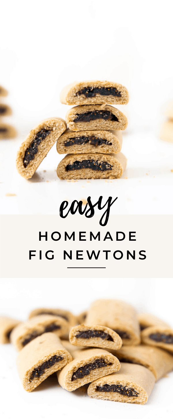 easy homemade fig newtons