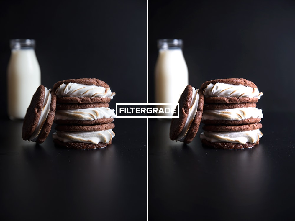 Transform your photos instantly with free Photoshop actions for food photography!