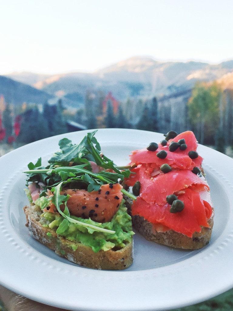 Breakfast courtesy of Arla & Private Selection