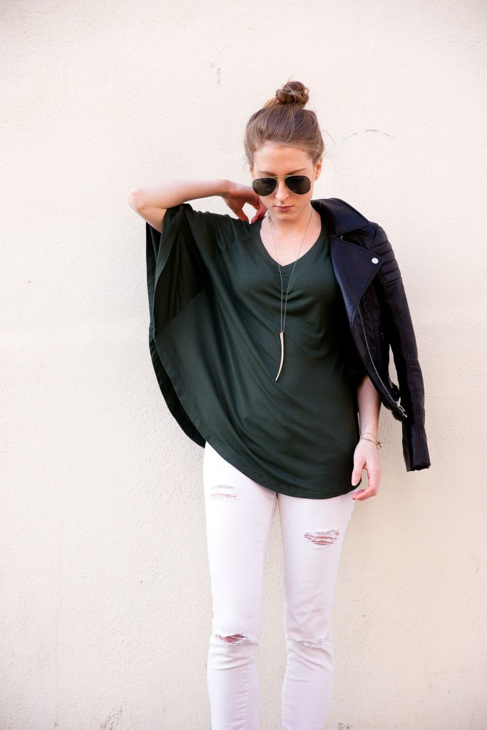 Albion Fit Swing Top