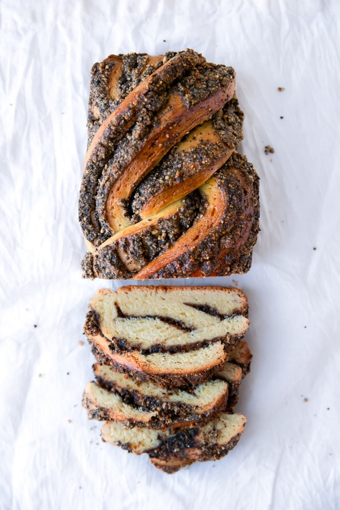 Festive babka gets an update in this Chocolate Chili Peanut Babka!