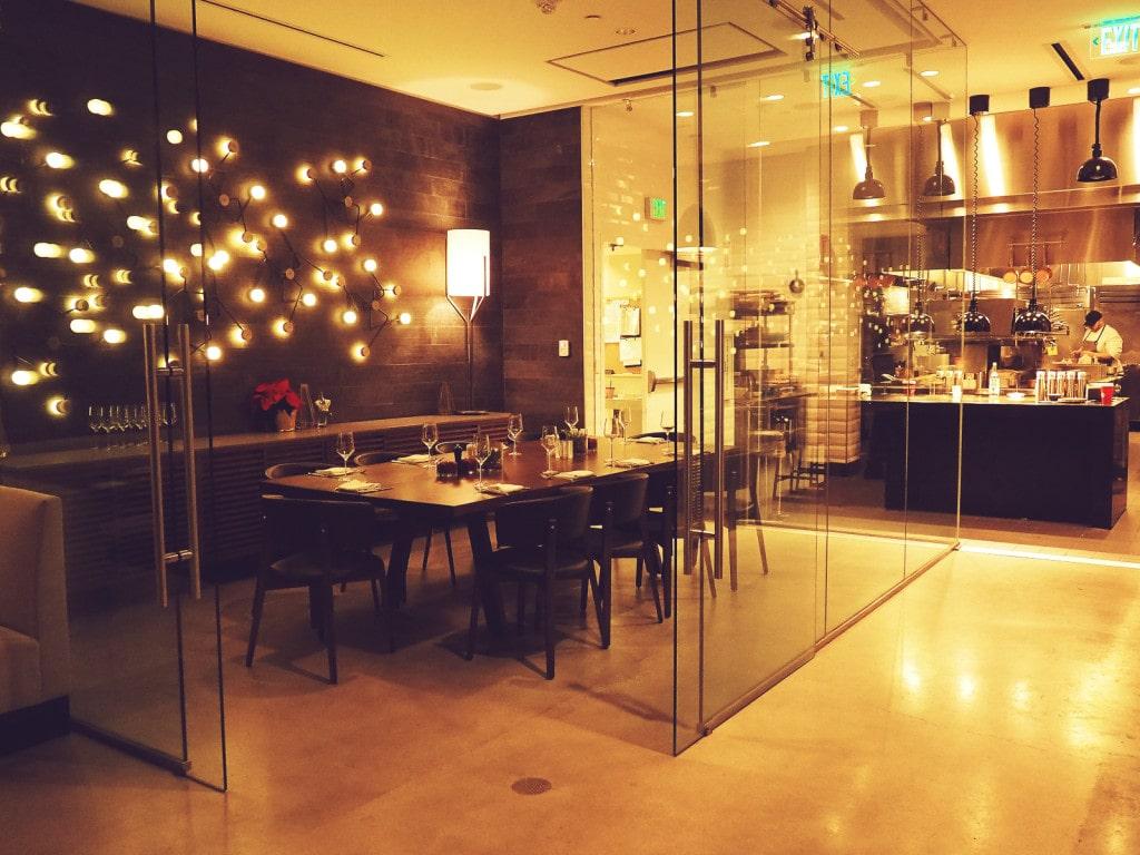 Outlook Kitchen & Bar at The Envoy Hotel, Boston
