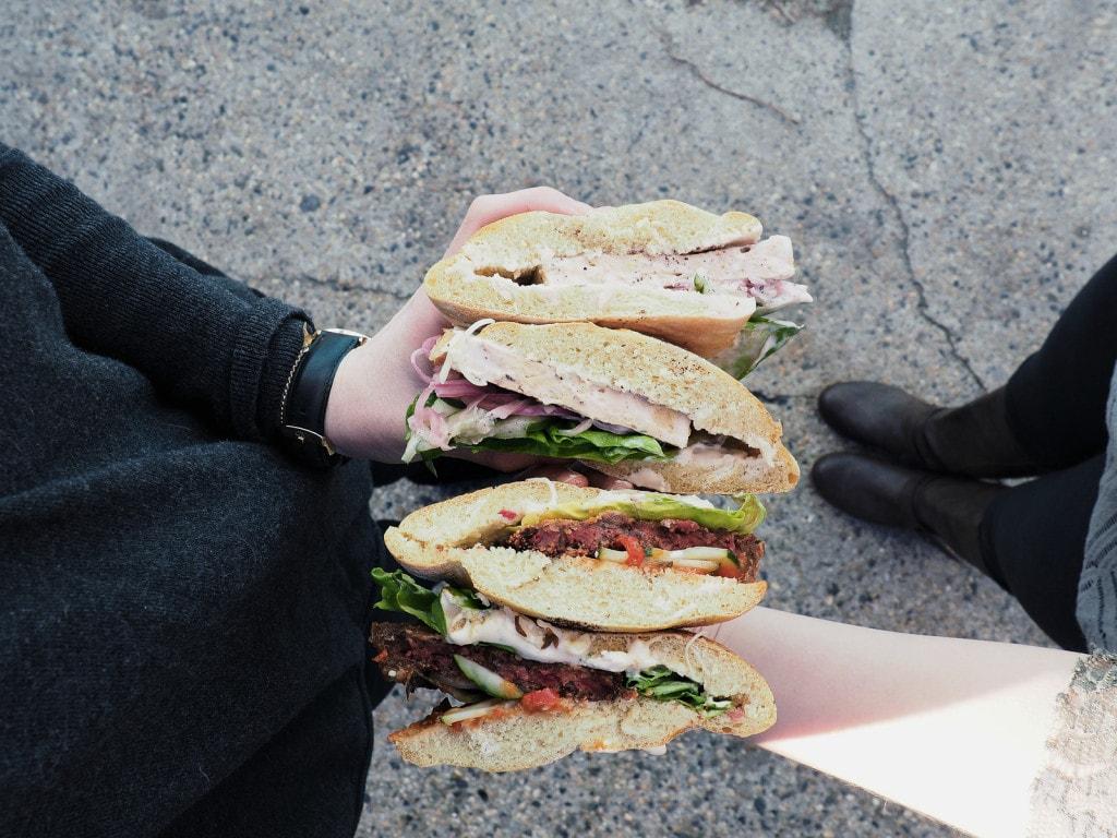 Playska Sandwich Shop, Cambridge