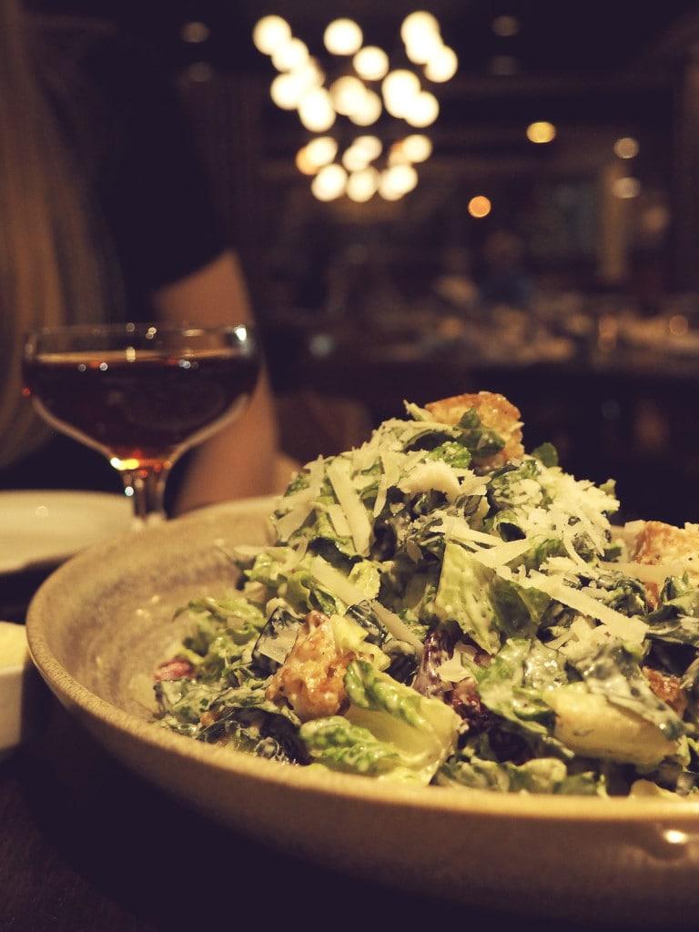 Kale Caesar Salad State Street Provisions