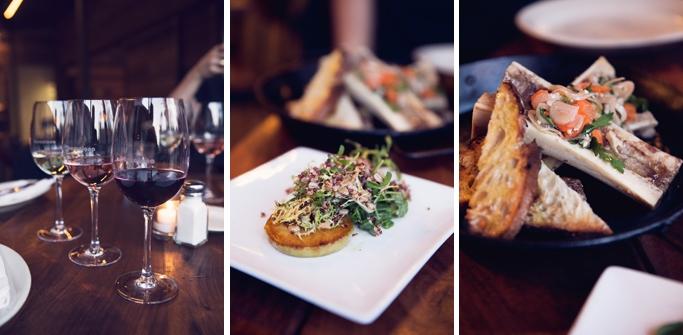 Dinner at Barcelona Wine Bar, Brookline