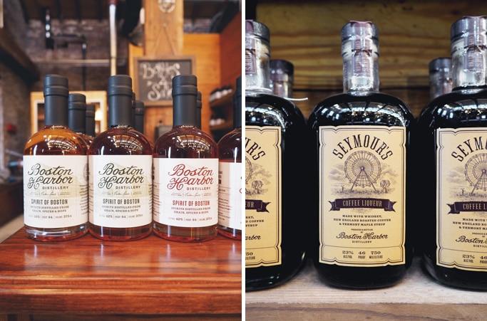 Original Spirits at Boston Harbor Distillery