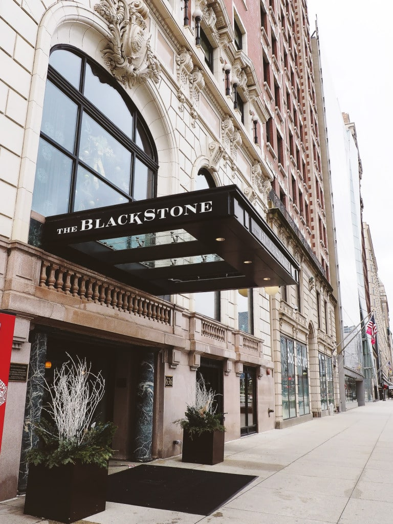 The Blackstone Hotel, Chicago
