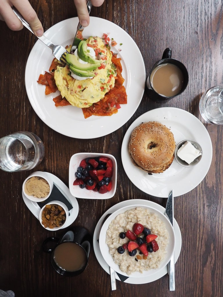 Breakfast at Freestyle Food + Drink