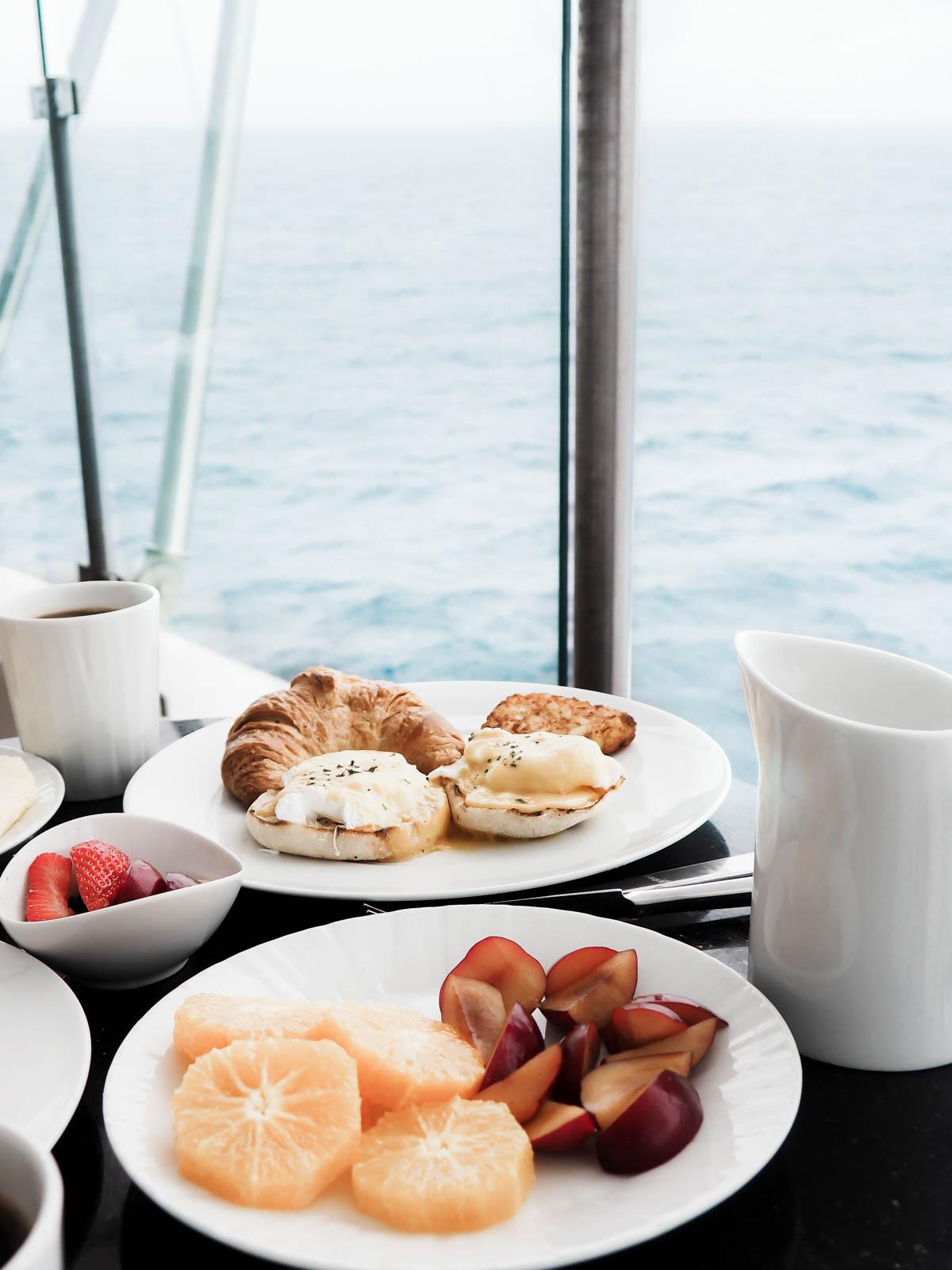 Windstar Breakfast