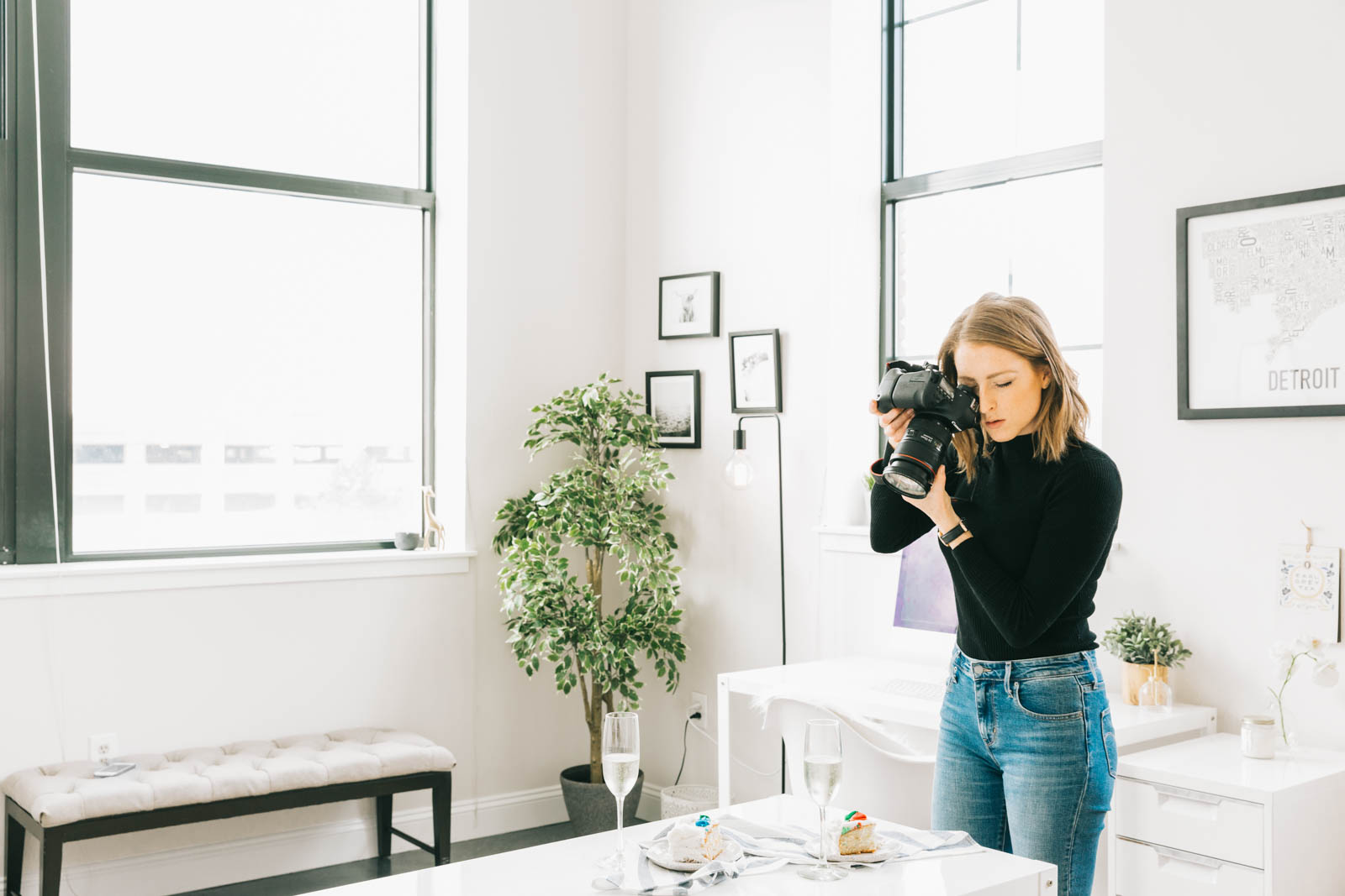 How I Hired An Interior Designer at 25