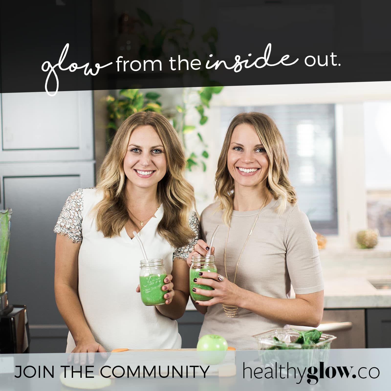 The Healthy Glow Co!
