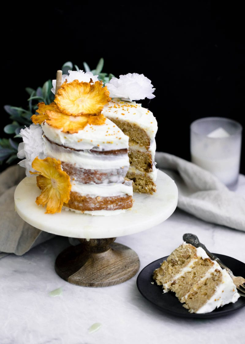 spring hummingbird cake