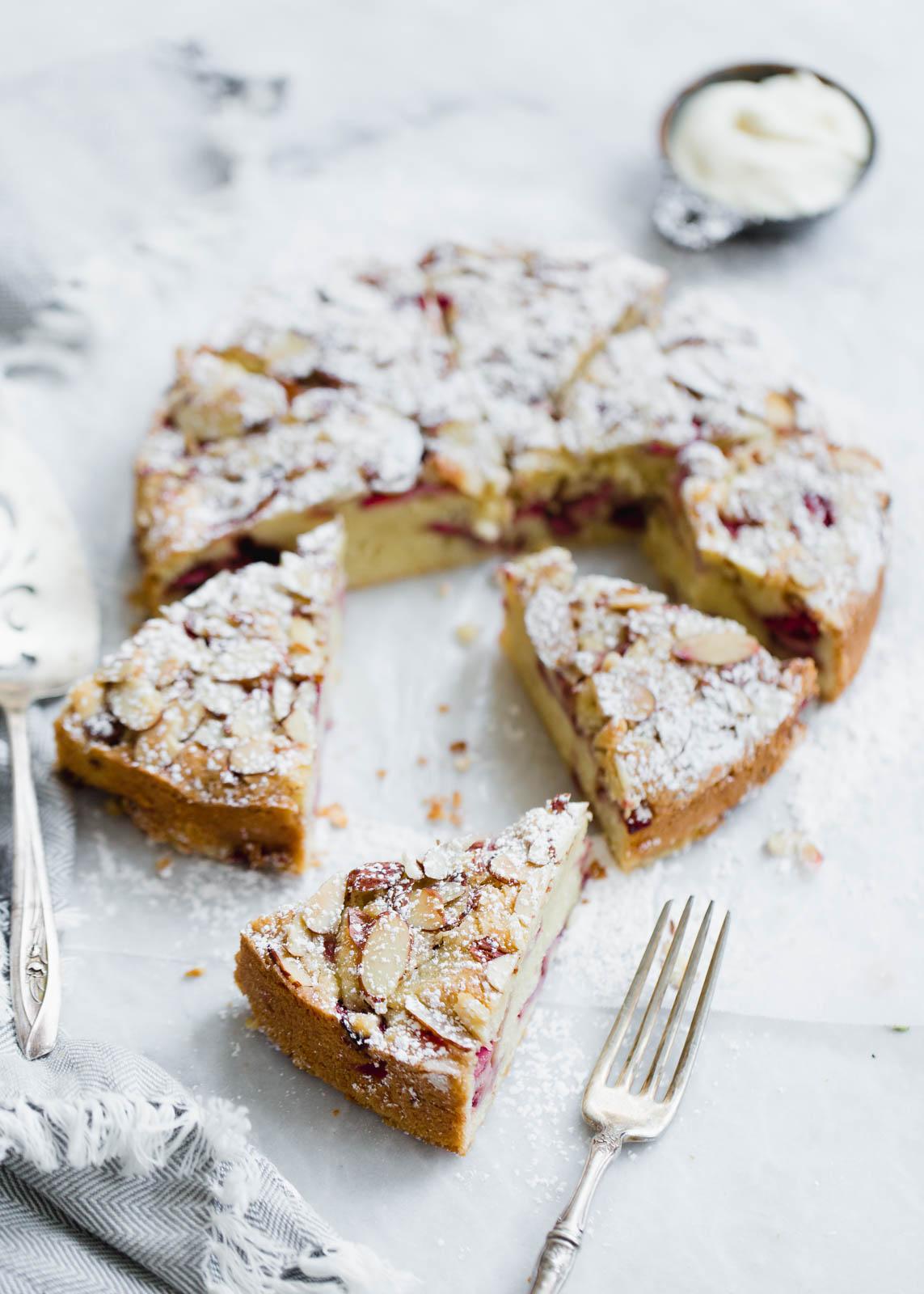Peet S Almond Tea Cake Recipe