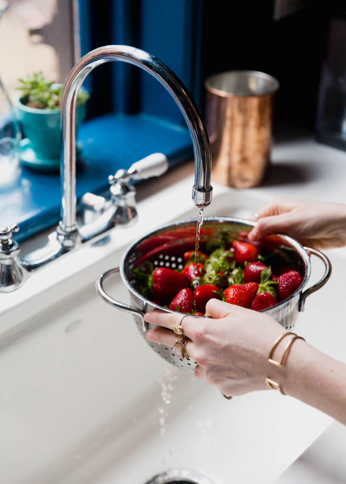 Fresh Strawberry Love