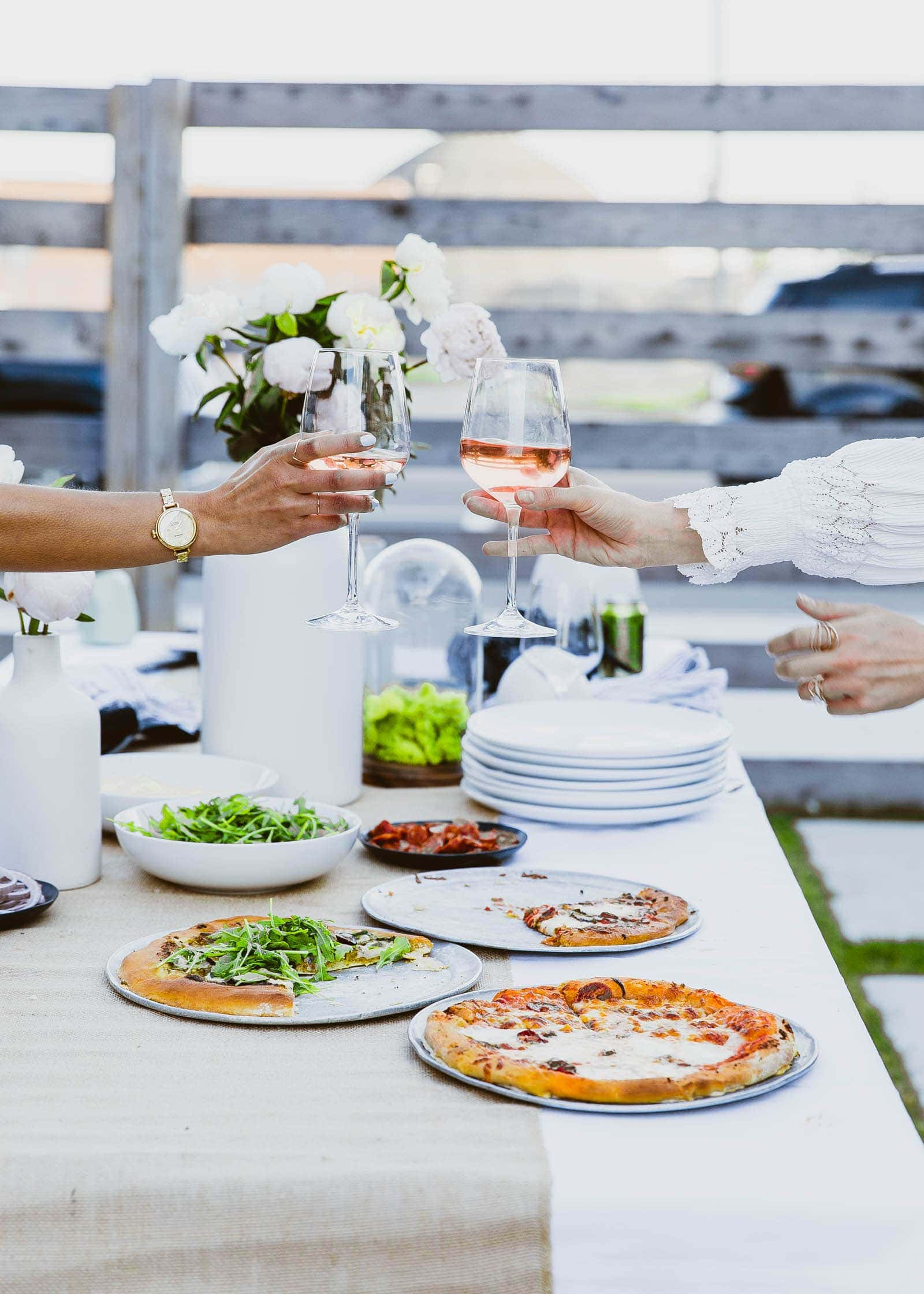 How To Host The Most Epic Pizza Party. Less than 1 hour of prep and you've got yourself a sensational spread that will excite everyone!