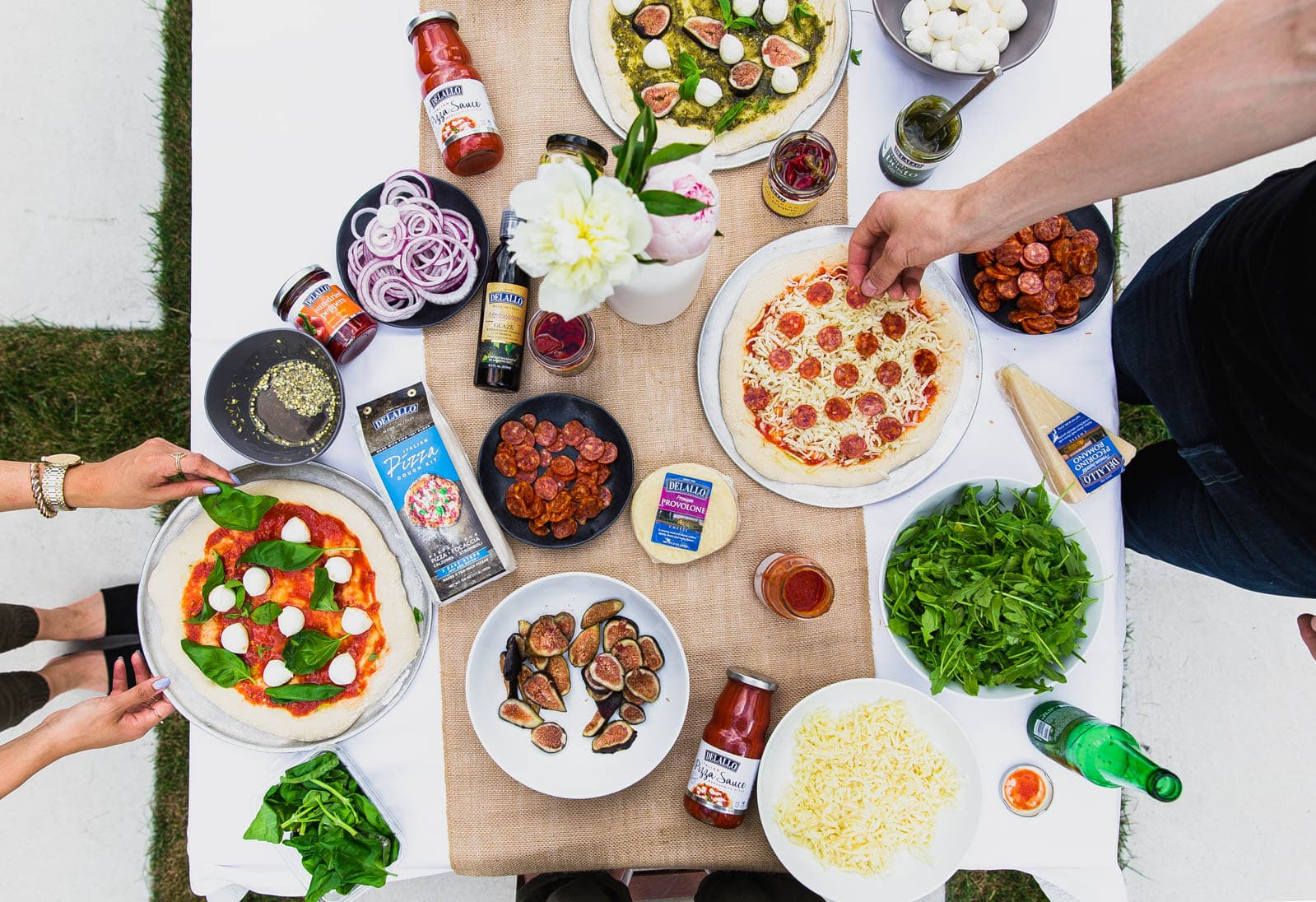 How To Host The Most Epic Pizza Party