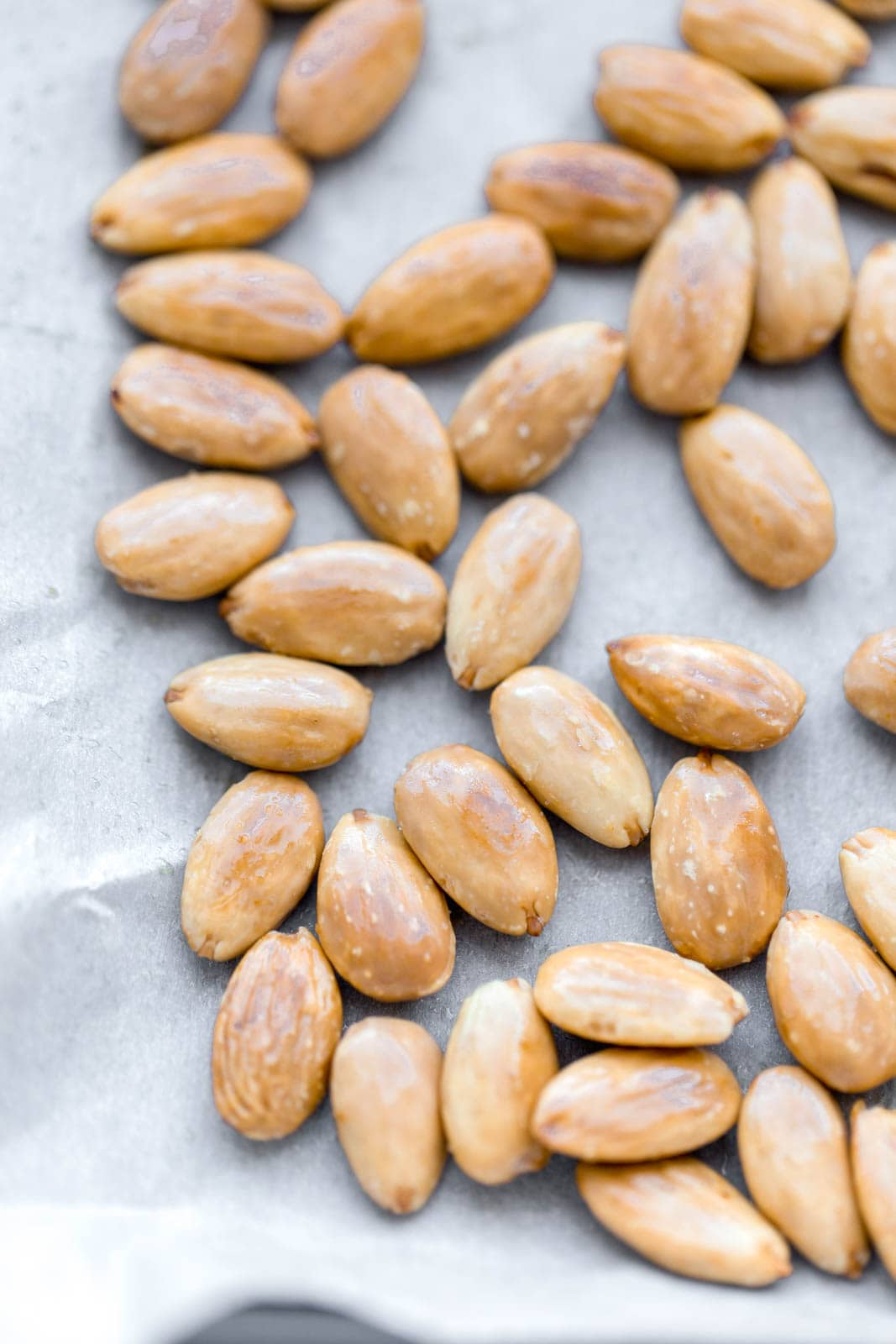 Almonds For Cheese Board