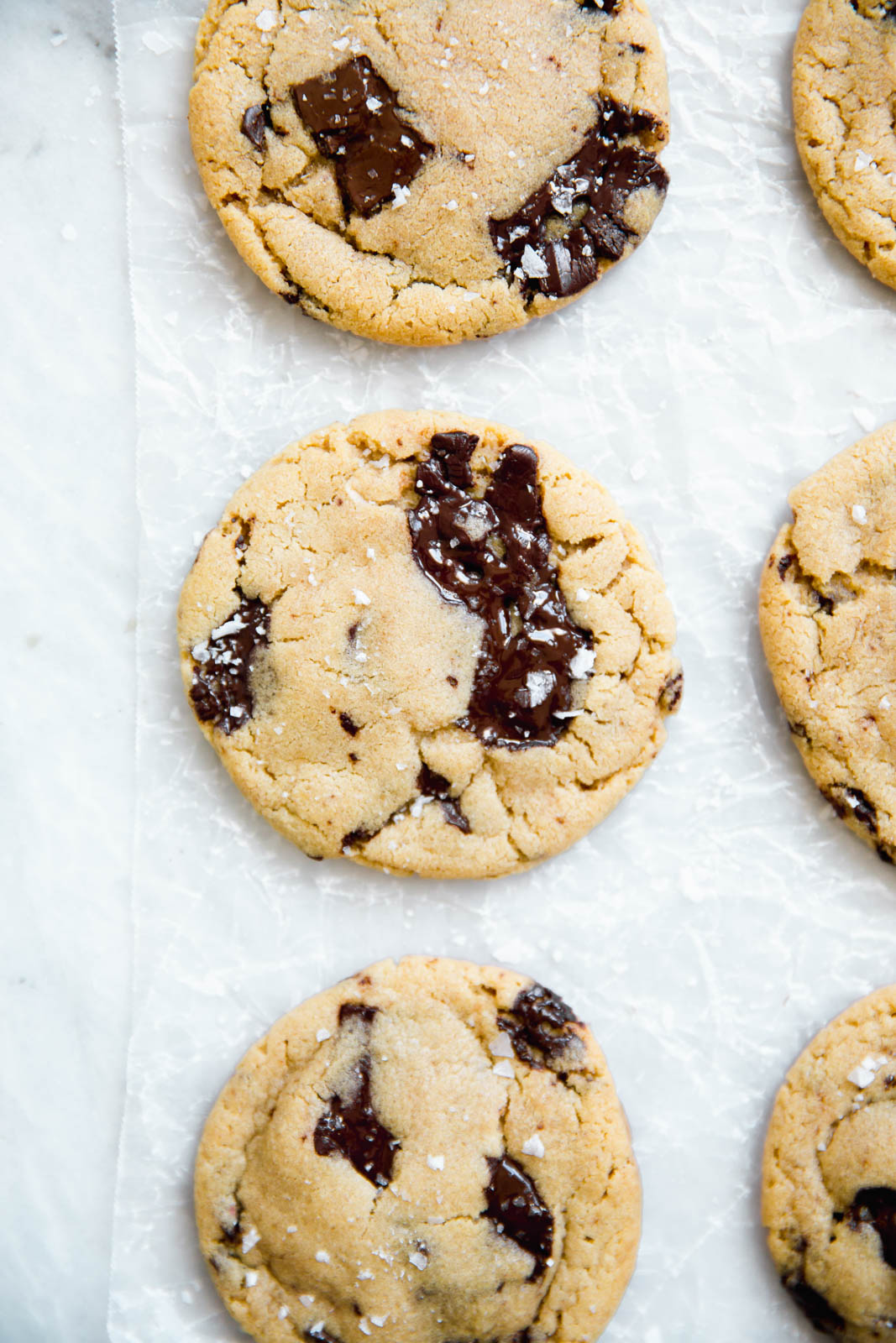 Tahini Cookies Chocolate