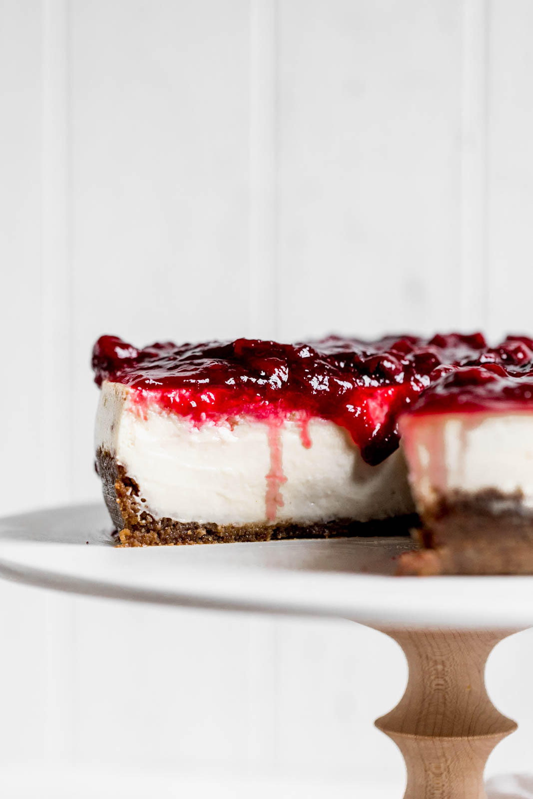 How to make the Perfect Cheesecake a step by step recipe Broma