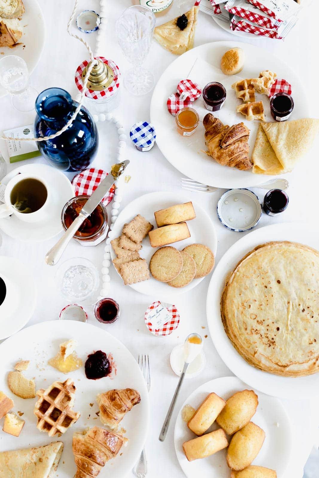 Eating My Way Through Paris with Bonne Maman - Broma Bakery