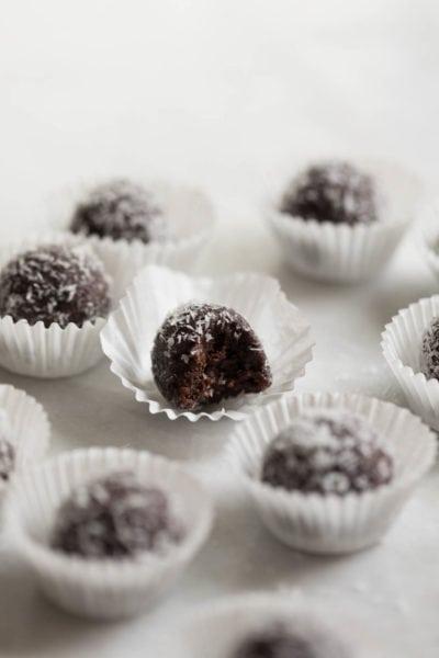 Chocolate BB Foodtography Preset