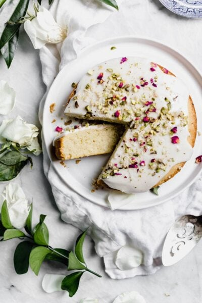persian love cake spring cake