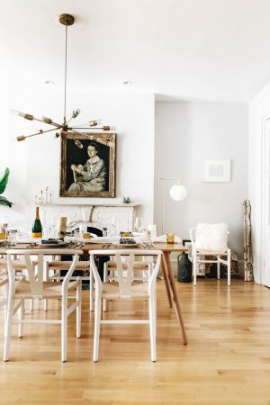 At a loss for how to design your dream dining room? I was too. Here's how I put together our dream dining room with stylish, but affordable pieces.