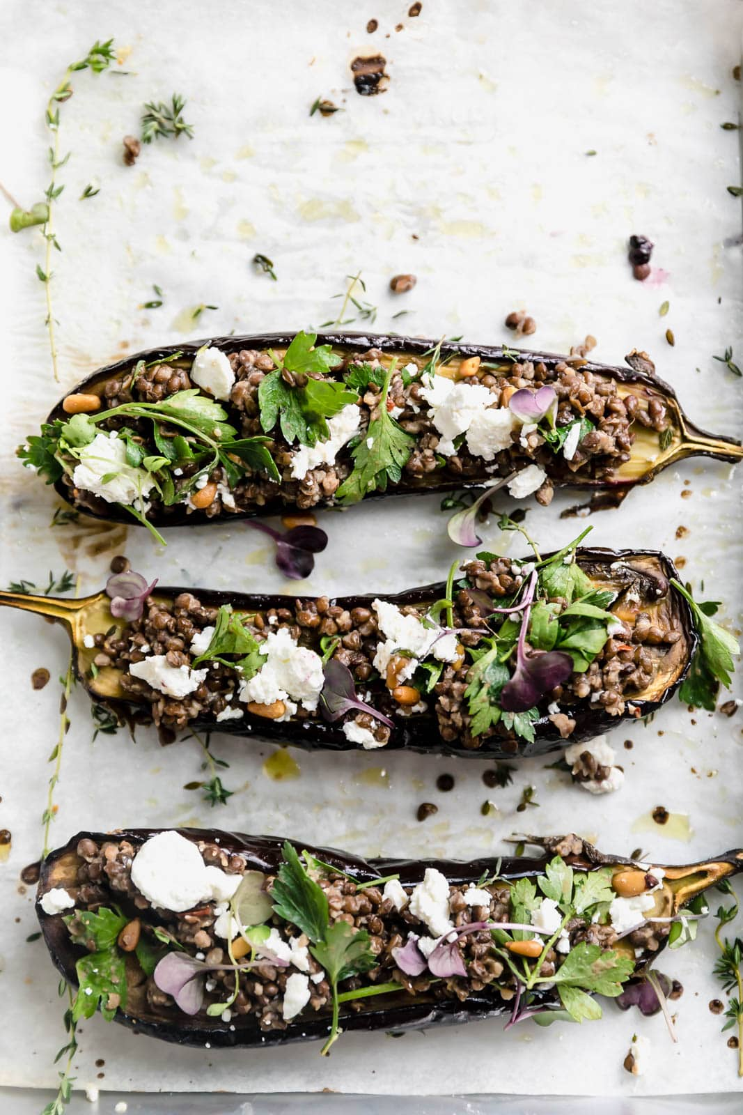 Roasted Eggplant Recipe