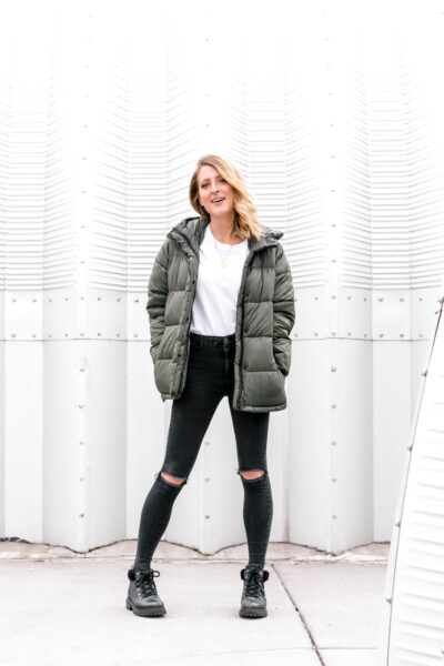 10 Puffer Jackets that Won't Make You Look Like a Marshmallow
