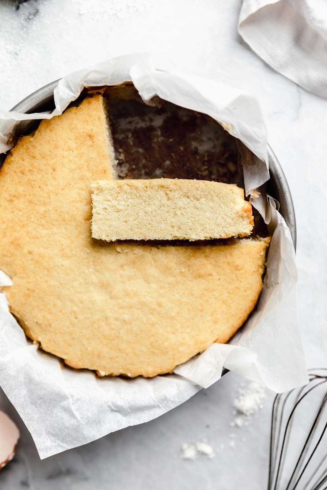 Back to Basics: How to Make the Best Vanilla Cake Ever - Broma Bakery