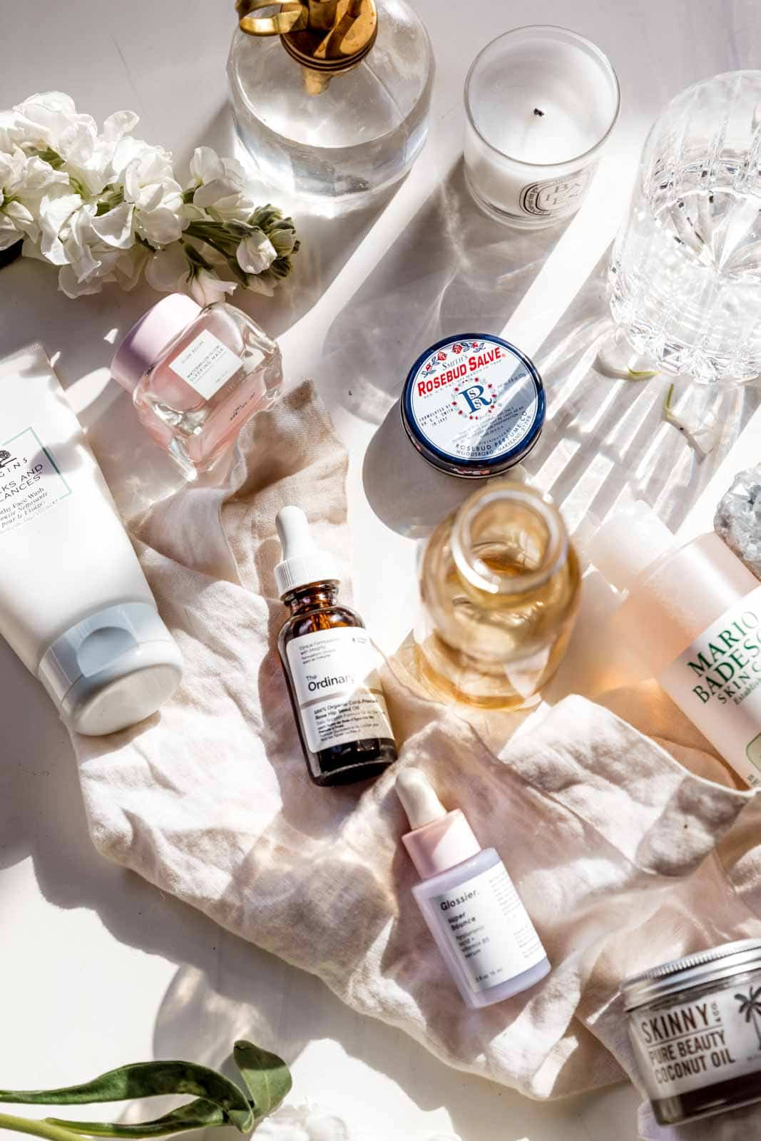 The Broke Girl's Guide to Skincare is filled with our top products to keep your skin looking and feeling great. Being broke doesn't mean you can't be fabulous