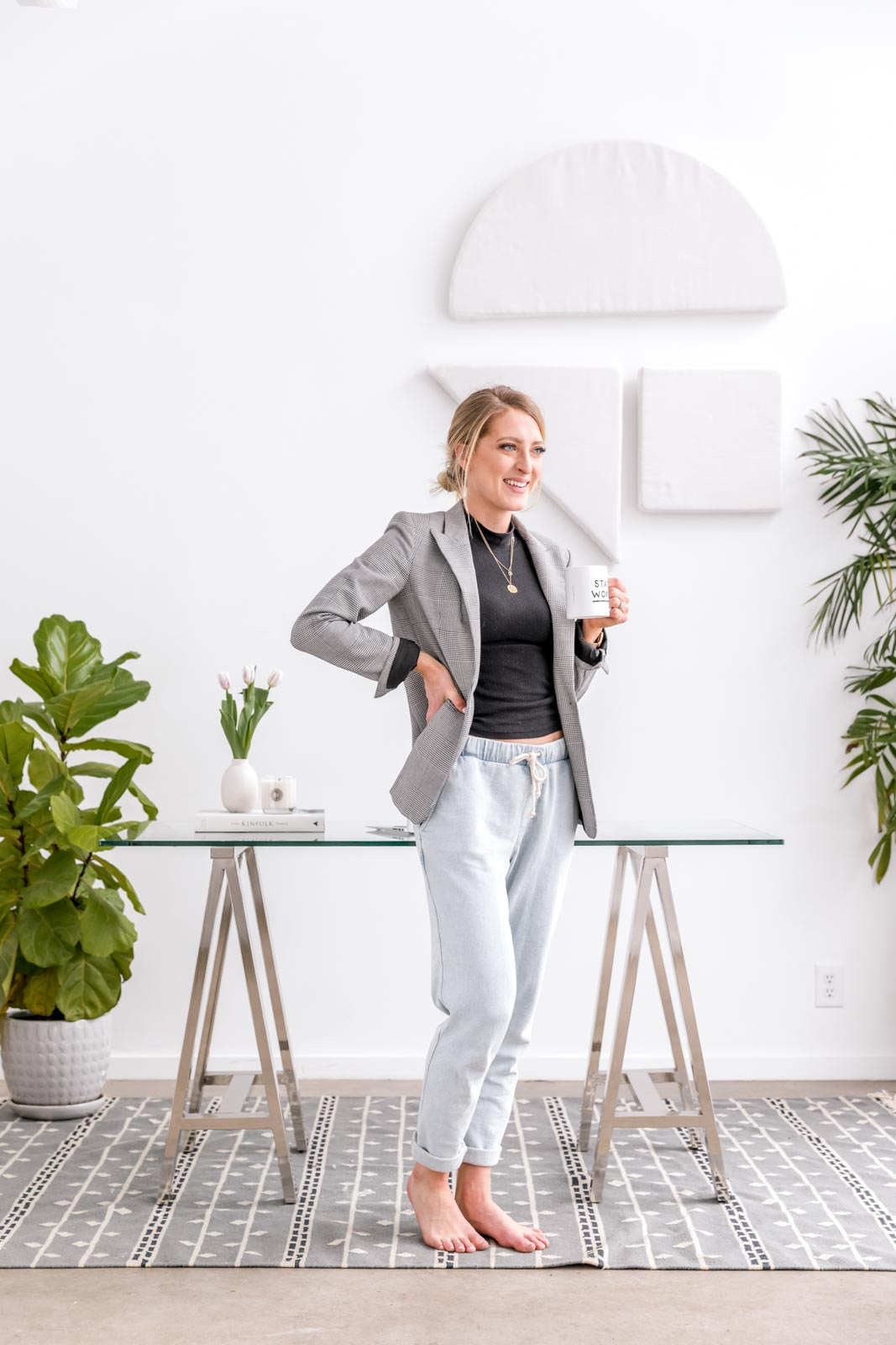 75c76e99390 5 Outfits to Wear When You Work From Home - Broma Bakery