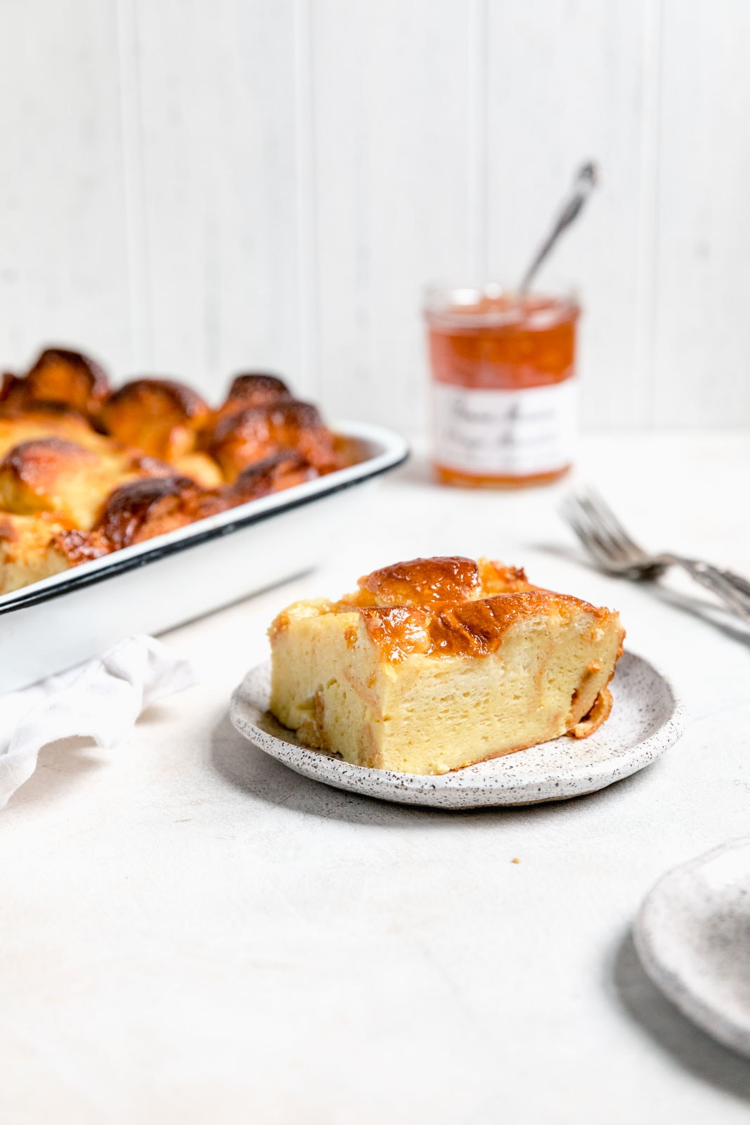 This buttery and bright Orange Marmalade French Toast Bake is perfect for Sunday brunch. It comes together in a pinch and will have everyone coming back for seconds...or thirds :)