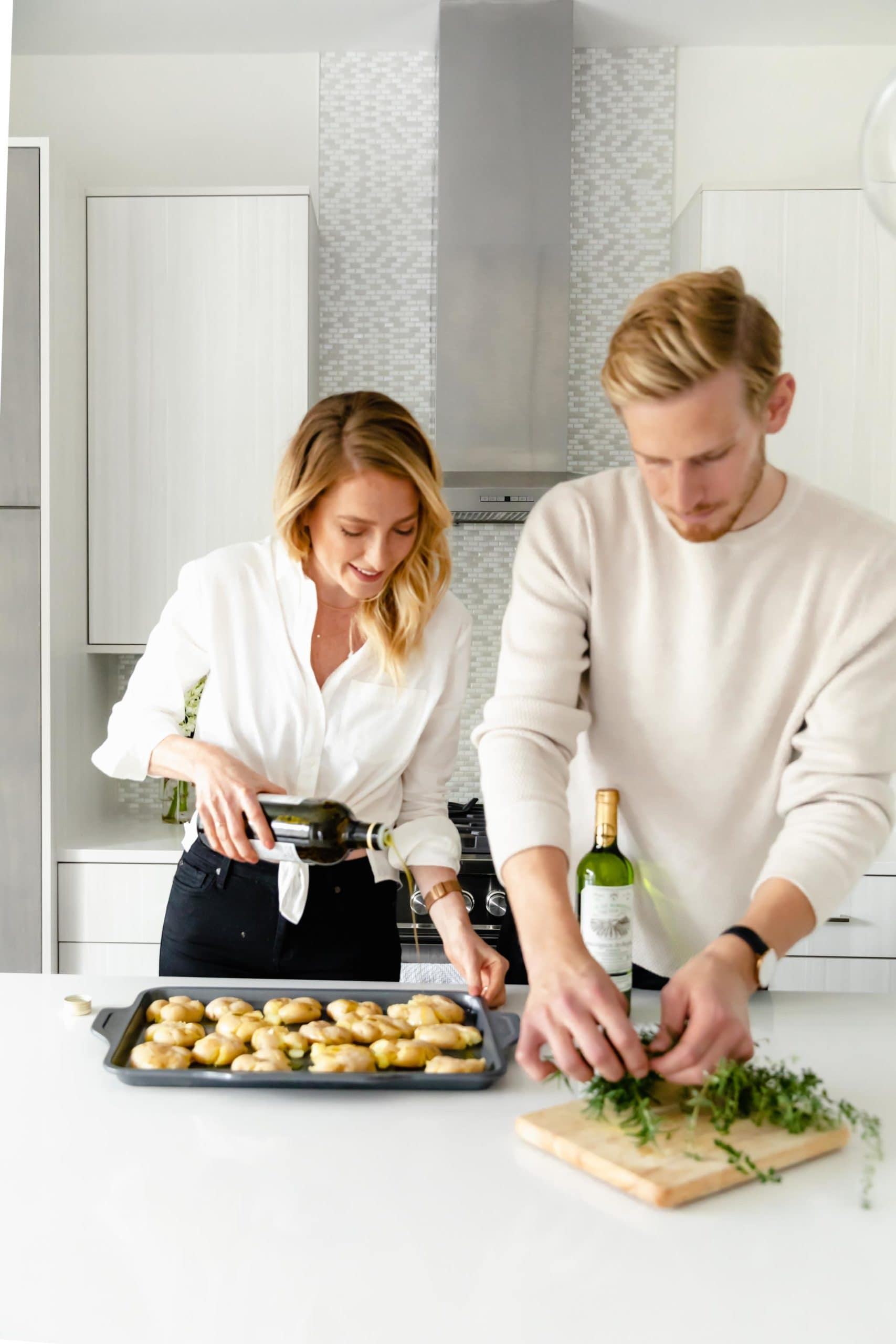 newlywed guide to holiday entertaining