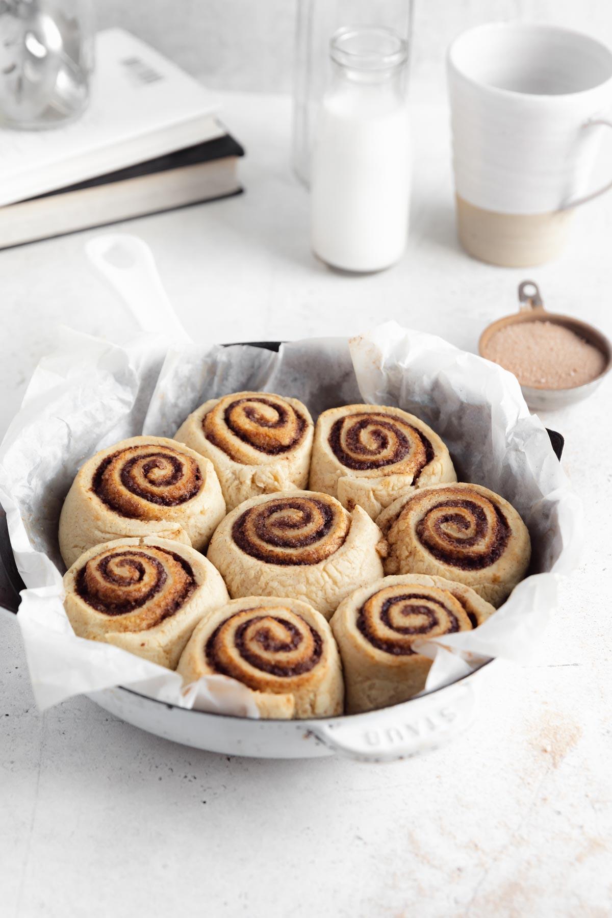 Gluten Free Vegan Cinnamon Rolls Broma Bakery