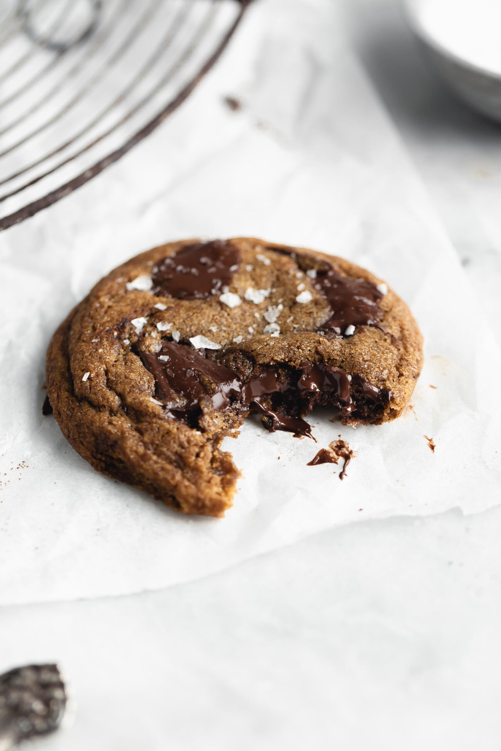 Take your chocolate chip cookies to the next level with these brown butter espresso chocolate chip cookies. Have your coffee and eat it too :)