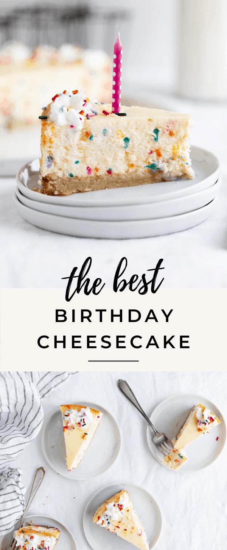 easy birthday cheesecake recipe