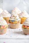 homemade funfetti cupcakes recipe